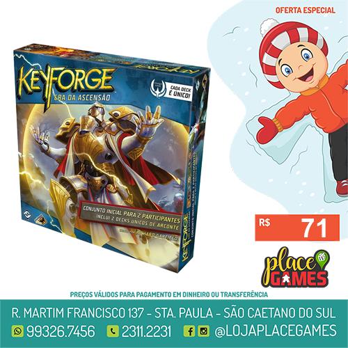Keyforge Starter Set Era da Ascensão