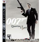 007 Quantum of Solace Playstation 3 Original Lacrado
