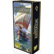7 Wonders Armada Expansão de Jogo de Cartas Galapagos 7WO006