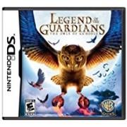 A Lenda dos Guardiões Nintendo DS Original Lacrado