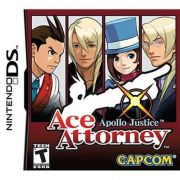 Ace Attorney apollo Justice Nintendo DS Original Novo