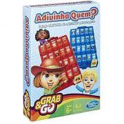 Adivinha Quem? Grab & Go Jogo de Tabuleiro Hasbro B1204