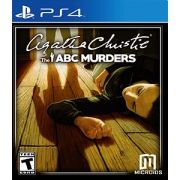 Agatha Christie The ABC Murders Playstation 4 Original Usado
