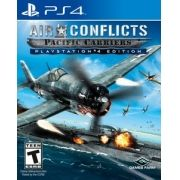 Air Conflicts Pacific Carriers Playstation 4 Original Usado