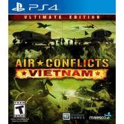 Air Conflicts Vietnam Playstation 4 Original Usado