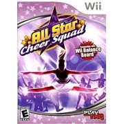 All Star Cheer Squad Wii Usado Original