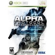 Alpha Protocol Xbox360 Original Usado
