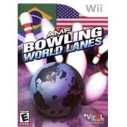AMF - Bowling World Lanes Wii Usado Original