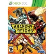 Anarchy Reigns Xbox360 Original Usado