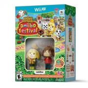 Animal Crossing Amiibo Festival Wii-U Original Usado