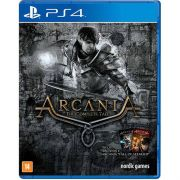 Arcania The Complete Tale Playstation 4 Original Usado