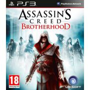 Assassin's Creed Brotherhood Playstation 3 Original Lacrado