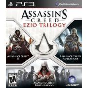 Assassin's Creed Ezio Trilogy Playstation 3 Original Usado