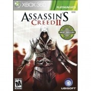 Assassin's Creed II Platinum Hits Xbox360 Original Usado