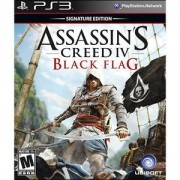 Assassin's Creed IV Black Flag Signature Edition Playstation 3 Original Usado