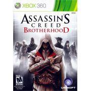 Assassins Creed Brotherhood Xbox 360 Usado Original