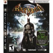 Batman Arkham Asylum Playstation 3 Original Usado