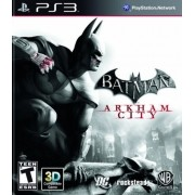 Batman Arkham City Playstation 3 Original Usado