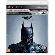 Batman Arkham Origins Playstation 3 Original Usado