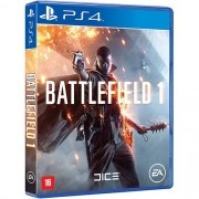 Battlefield 1 Playstation 4 Original Usado