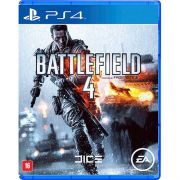 Battlefield 4 Playstation 4 Novo