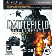 Battlefield Bad Company 2 Ultimate Edition Playstation 3 Original Usado