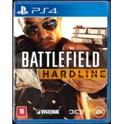 Battlefield Hardline Playstation 4 Original Novo