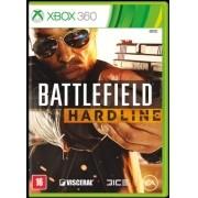 Battlefield Hardline Xbox 360 Original Lacrado