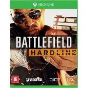 Battlefield Hardline XBox One Original Usado