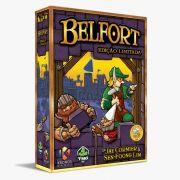 Belfort Edição Limitada Jogo de Tabuleiro Kronos Games