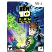 Ben 10 - Alien Force Wii Usado Original