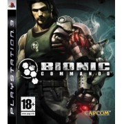 Bionic Commando Playstation 3 Original Usado
