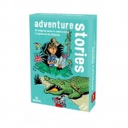 Black Stories Junior Adventure Stories Jogo de Cartas Galapagos BLK207