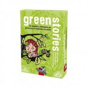Black Stories Junior Green Stories  Jogo de Cartas Galapagos BLK202