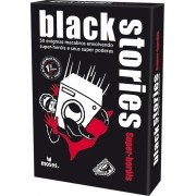 Black Stories Super-Heróis Galapagos BLK106