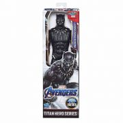 Boneco Marvel Avengers Pantera Negra Titan Hero Power FX E5875