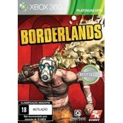 Borderlands Platinum Hits Xbox360 Original Usado