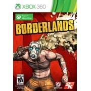 Borderlands Xbox360 Original Usado