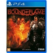 Bound By Flame Playstation 4 Original Usado