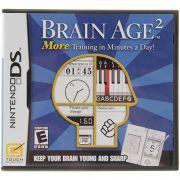 Brain Age 2 Nintendo DS Original Lacrado