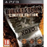 Bulletstorm Limited Edition Playstation 3 Original Usado