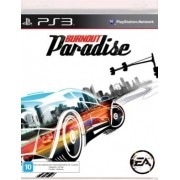 Burnout Paradise Playstation 3 Original Usado