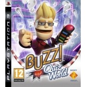 Buzz Quis World Playstation 3 Original Usado