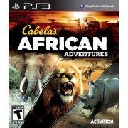 Cabelas African Adventure PS3 Original Usado