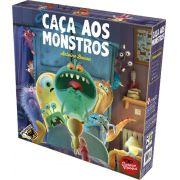 Caça aos Monstros Jogo de Tabuleiro Galapagos CAM001