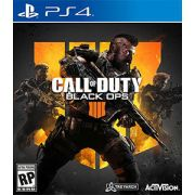 Call of Duty Black Ops 4 Playstation 4 Original Lacrado