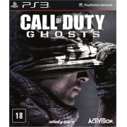 Call of Duty Ghosts Playstation 3 Original Usado