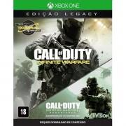 Call of Duty Infinite Warfare Legacy Edition Xbox One Original Lacrado