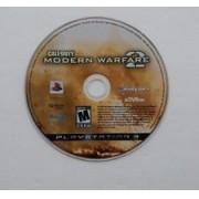 Call of Duty Modern Warfare 2 só a mídia Playstation 3 Original Usado