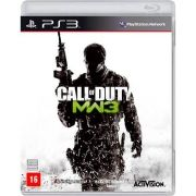 Call of Duty Modern Warfare 3 PS3 Original Lacrado
